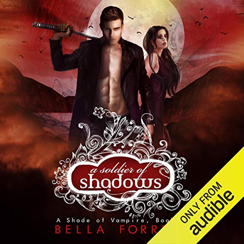 A Shade of Vampire 19: A Soldier of Shadows audiobook cover art