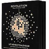 MAKEUP REVOLUTION - LIP ADVENT CALENDAR - Advent calendar with lips makeup...