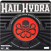 Spin Master Games Hail Hydra Marvel Hero Board Game