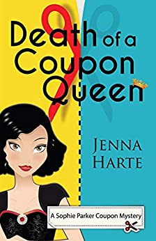 Death of a Coupon Queen by [Jenna Harte]