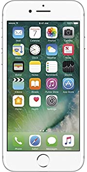 Apple iPhone 7 128GB Silver - For AT&T  Renewed