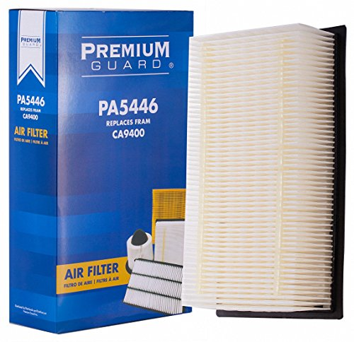 PG Air Filter PA5446   Fits 2001-03 Ford Excursion, 1999-03 F-250 Super Duty,...