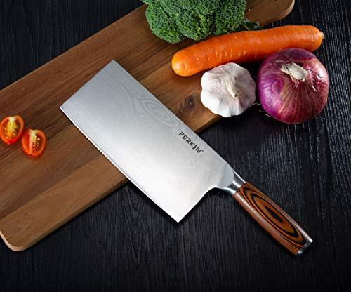 Perkin Kochmesser - scharfes Chefmesser, Klingenlänge 19,8 cm