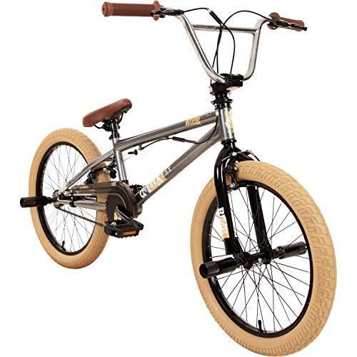 DeTOX Ruit 20 inch BMX fiets Freestyle Street Park Fiets Model 2019 beginners vanaf 140 cm 4 x stalen pinnen 360 ° rotor