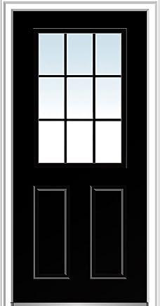 Molded Prehung Interior Double Door 48 X 80 On 6 9 16 Jamb