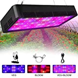 Honesorn 600W LED grow lights