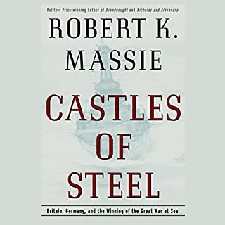 Castles of Steel audiobook cover art