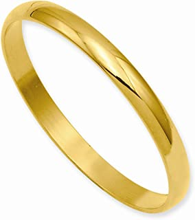 Gold Plated Kelly Waters Baby Slip On Bangle Bracelet Cuff Expandable Stackable Fashion Jewelry Gifts for Women for Her