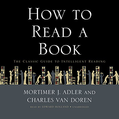 How to Read a Book audiobook cover art