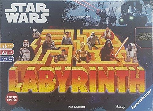 Jeu de Société - Labyrinthe Star Wars - Edition Limitée 2016