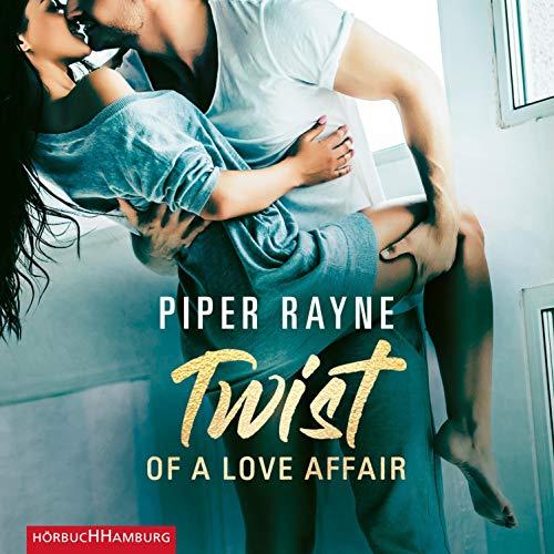 Twist of a Love Affair (German edition) cover art