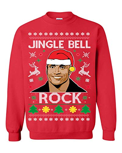 Jolly AF Sweatshirt Ugly Christmas Sweater Xmas Sweatshirt for Men and for Women