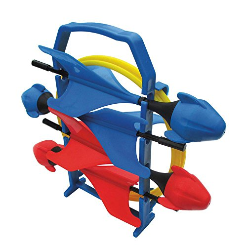 Sportcraft Robust Soft Safety Tip Backyard/Lawn Darts with Carrier