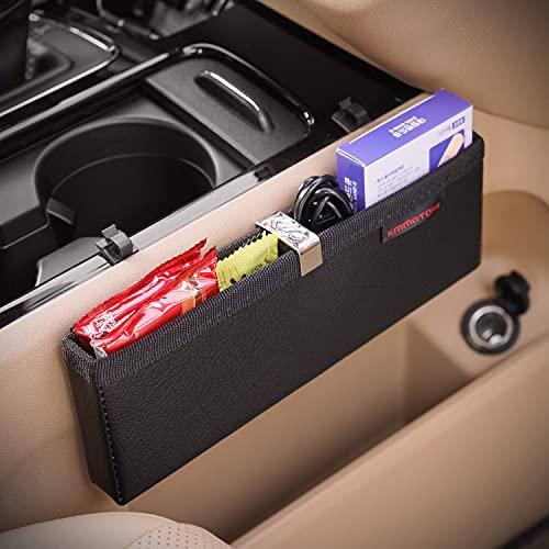 car seat side organizer