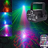 PartyLicht Sound aktiviert Discokugel LED