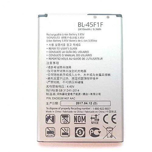 Todobarato24h Bateria LG M160 / K4 2017, M200 K8 2017 BL-45F1F K9 LMX210EM de 2410mAh