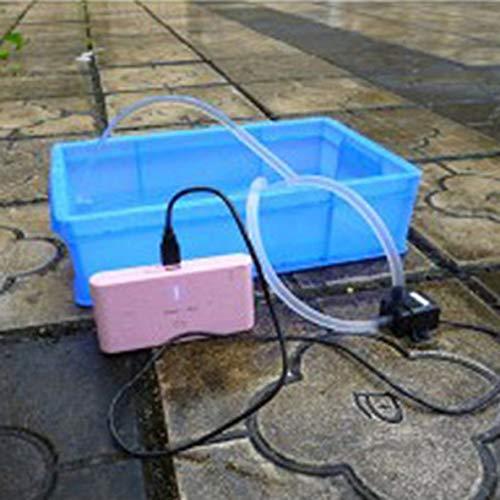 Impermeable Mini Bomba de agua Potencia Membrana Sumergible Bomba para acuario de 12 V Micro bomba DC sin escobillas