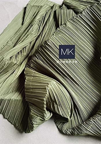 Tela decorativa por metros con diseño rígido, tela de moda, modelado tridimensional,...