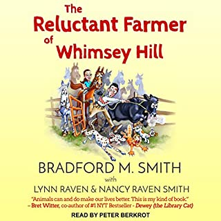 The Reluctant Farmer of Whimsey Hill audiobook cover art