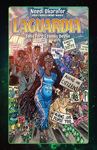 Amazon.com: LaGuardia eBook: Okorafor, Nnedi, Ford, Tana: Kindle Store