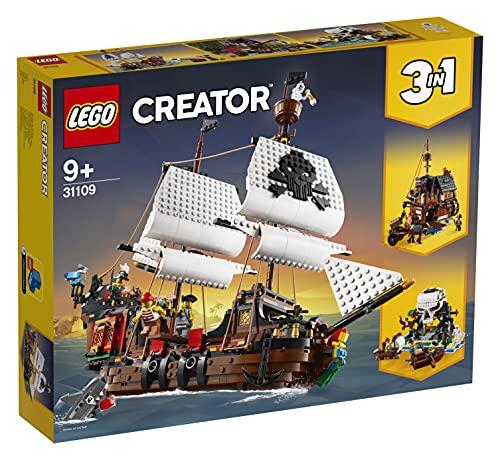 クリエイター 31109 海賊船