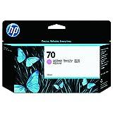 HP C9455A - Cartucho de tinta, 130 ml, Magenta claro