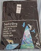 Saucy Dog 野音限定ロングスリーブTシャツ ブラック サウシードッグ Mサイズ