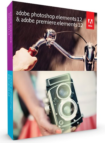 Adobe Photoshop Elements 12 & Premiere Elements 12 Upgrade