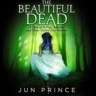 The Beautiful Dead audiobook cover art