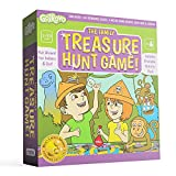 Scavenger Hunt Game for Kids Outdoor Indoor Pirate Games - Treasure Hunt Game for Children 3 - 4 - 5 - 6 - 7 - 8 - Camping Game and Find It Game with Cards - Rainy Day Bingo Activities - Fun for Adults & Family