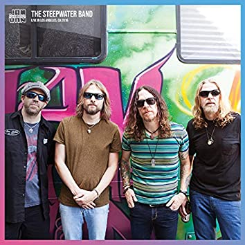 Jam in the Van - The Steepwater Band