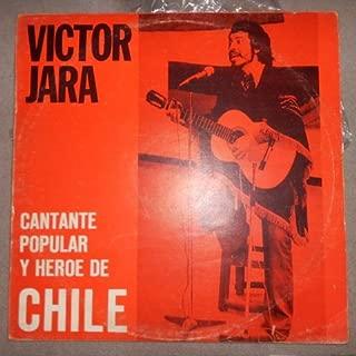 Victor Jara, Cantante Popular y Heroe de Chile // LP Vinyl