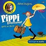 Pippi Langstrumpf geht an Bord (2CD): Ungekürzte Lesung neu, ca. 160 min.