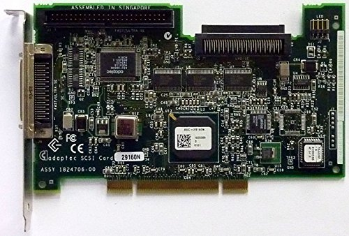 Adaptec ASC-29160N - Massenspeicher Controller - 1 Sender/Kanal