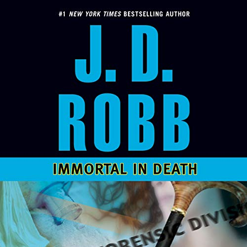 Immortal in Death audiobook cover art