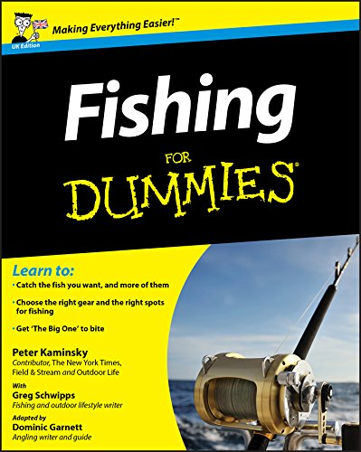 Fishing For Dummies (UK Edition)