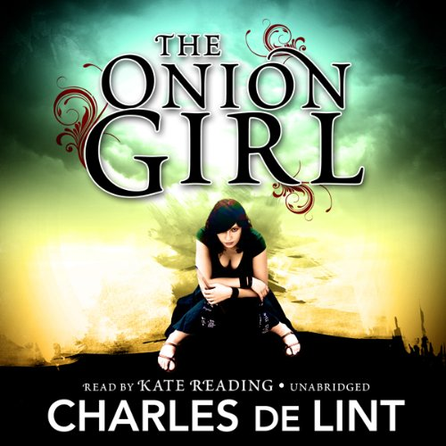 The Onion Girl audiobook cover art