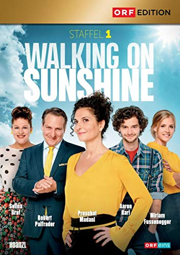 Walking on Sunshine: Staffel 1 [3 DVDs]
