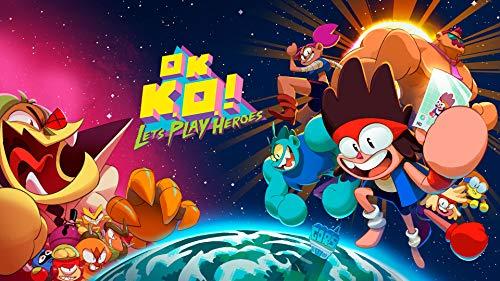 OK K.O.! Let's Play Heroes - Nintendo Switch [Digital Code]