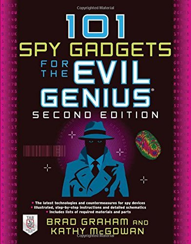 By Brad Graham 101 Spy Gadgets for the Evil Genius (2nd Second Edition) [Paperback]