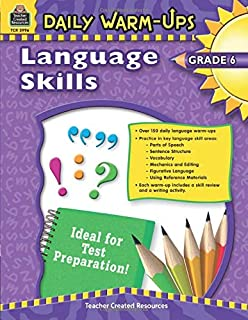Best language arts warm ups Reviews