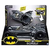 DC Comics Batmovil 2 Vehiculos en 1 para Figuras de 10 cm (BIZAK 61927810)
