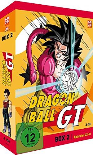 Dragonball GT - TV-Serie - Vol.2 - [DVD]