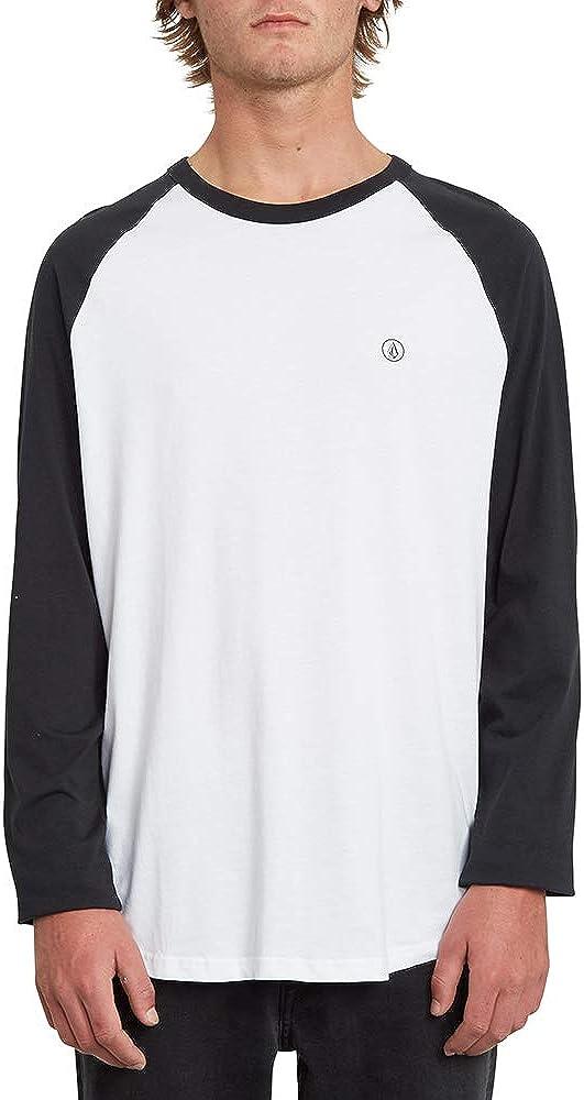 Volcom Pen BSC LS Camiseta De Manga Larga Hombre