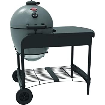 Char-Griller E6520 Akorn Kamado Cart, Ash Charcoal Grill