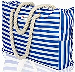 best beach tote - best beach bag for moms