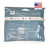 Go Anywhere Toilet Kit 12-pack