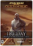 Star Wars: The Old Republic - 180 Day Prepaid Subscription Game Time Card...