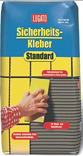 Lugato Sicherheitskleber Standard 5 kg
