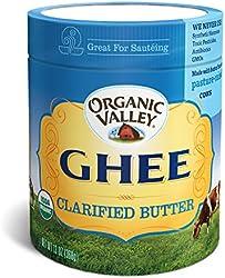 Organic Valley, Purity Farm 765081, Butter Ghee, 13 Ounce